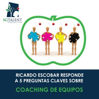 Preguntas claves para hacer coaching de equipos