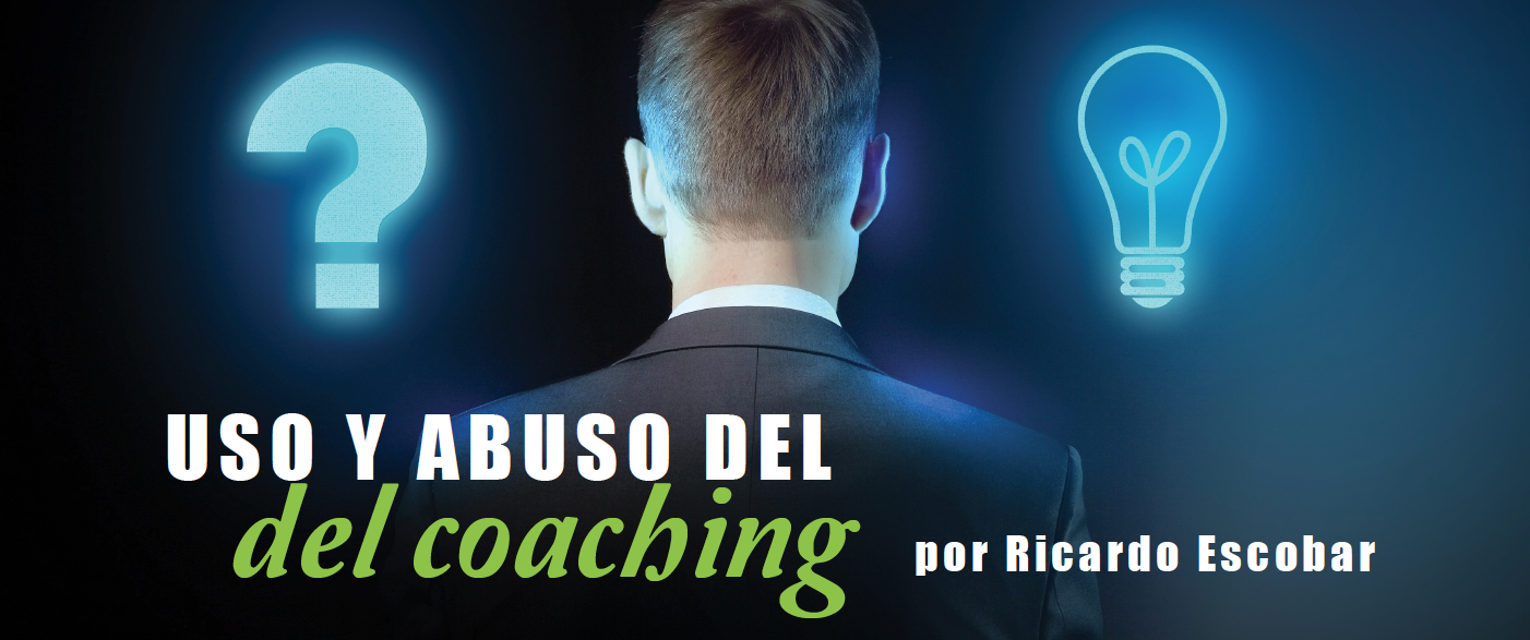 Ricardo Escobar, uso y abuso del coaching